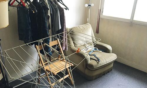 débarras appartement